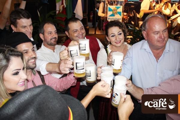 Abertura Festa do Imigrante 2017 - Timbó