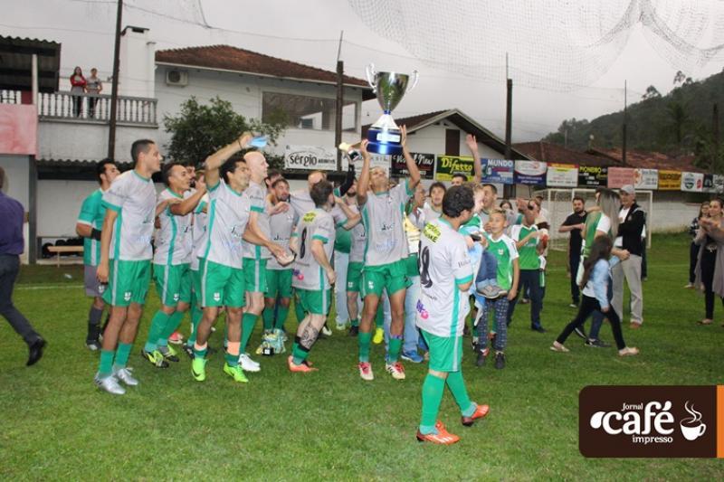 Final do Campeonato Municipal de Futebol de Benedito Novo - Fotos: Aline Brehmer