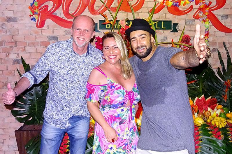 Festa do Havaí do ROOSTER! - Timbó