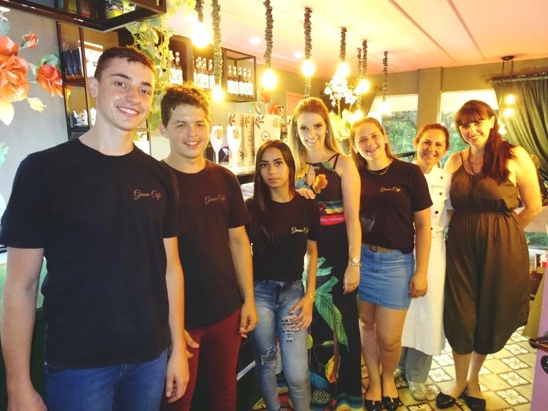 1 ano de Graan Café! -